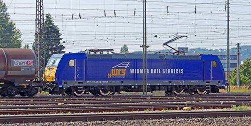 railway  private railway  cargo