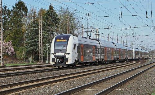 railway  rrx  rhein-ruhr-express