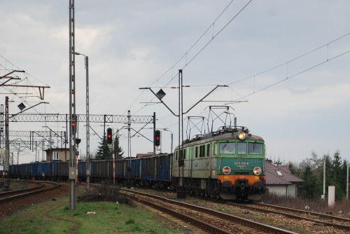 railway podłęże freight