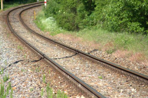 railway seemed the curve get