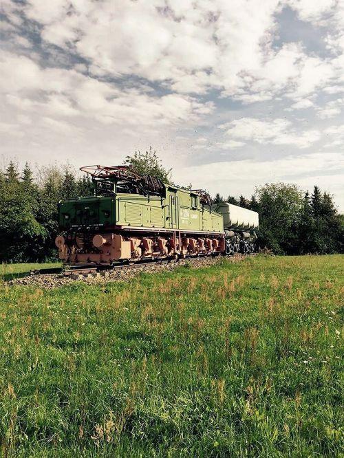 railway train loco