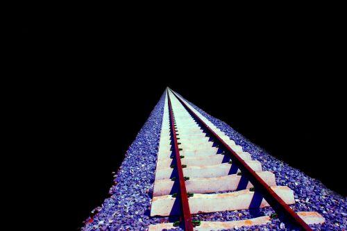 railway tracks lines