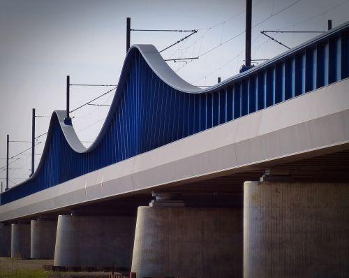 railway bridge architecture bridge
