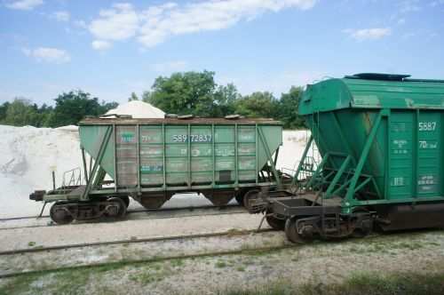 railway carriage train stock