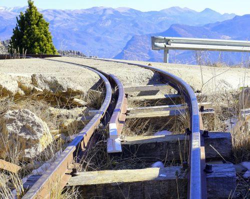 railway equipment rails infrastructure