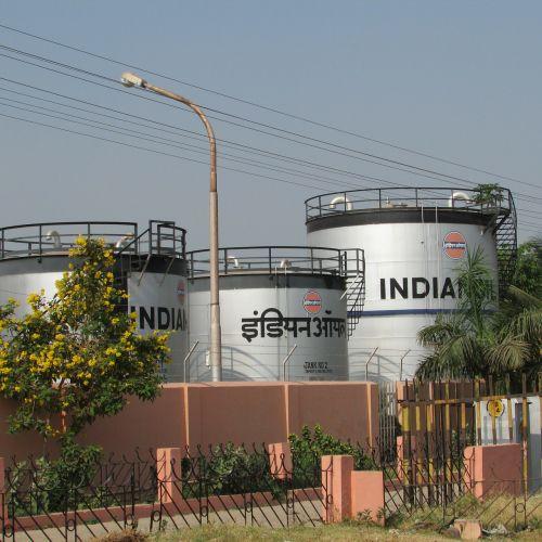 railway fuel tanks hospet india