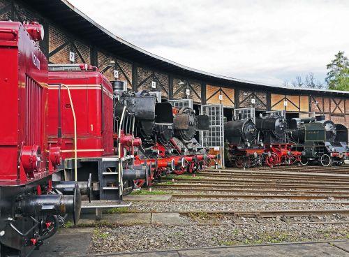 railway museum heilbronn ring lokschuppen track star