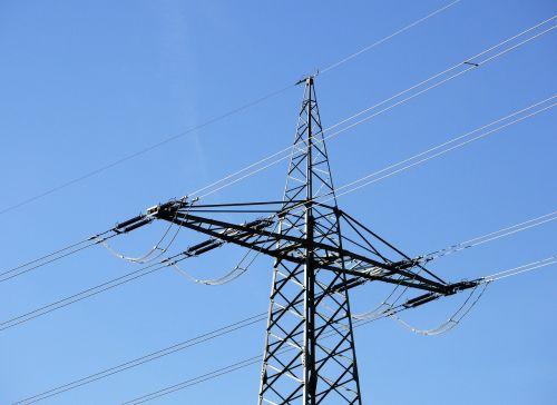 railway power line main supply eckmast