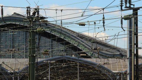 railway station train technology