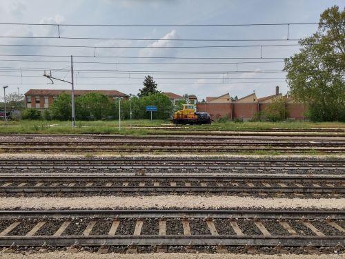 railway station ferrara italy
