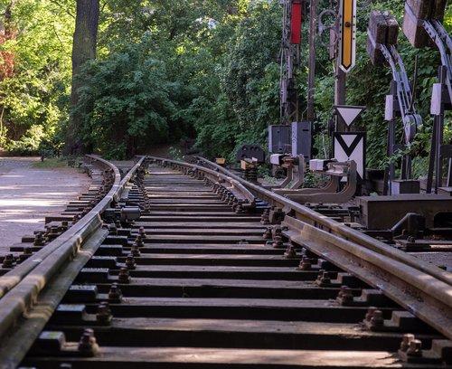 railway system  railway  rails