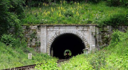 railway tunnel brenz railway kbs 757