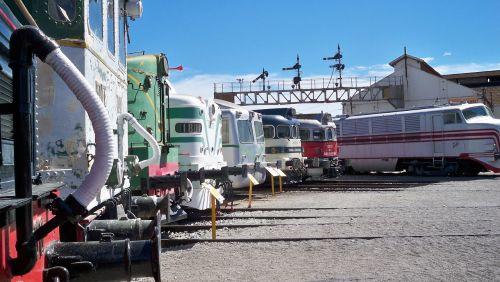 railways train museum