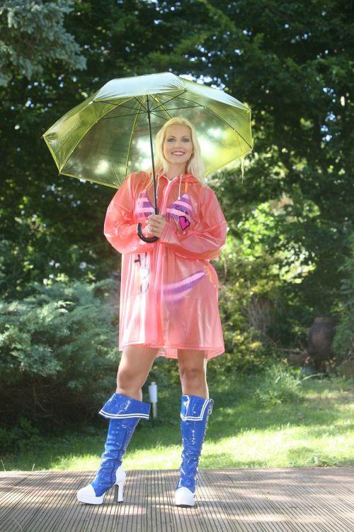 rain summer rain umbrella