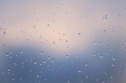 rain weather drip
