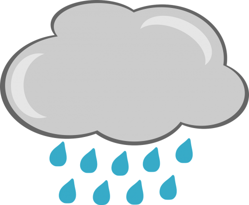rain cloud weather