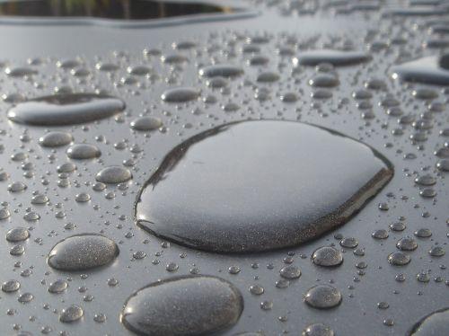 rain puddle raindrop