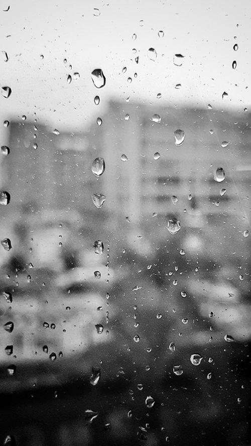 rain buildings house