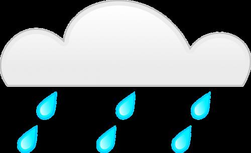 rain rainy cloud