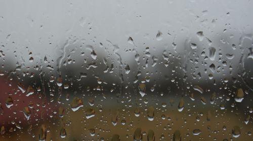 rain pane window