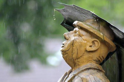rain  umbrella  rainstorm
