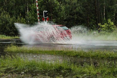 rain  water  auto