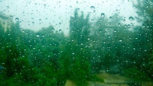 rain drops mirror rain drops glass