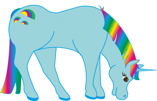 rainbow unicorn fairy tales