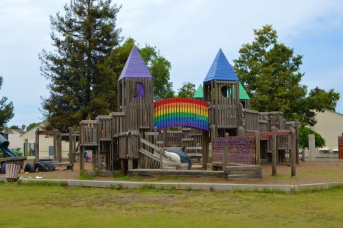 rainbow school park