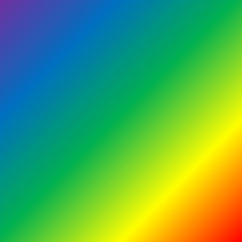 rainbow background colors