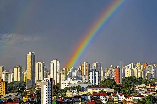 rainbow são paulo brazil