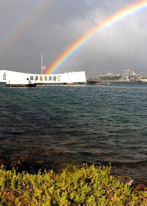 rainbow honolulu memorial