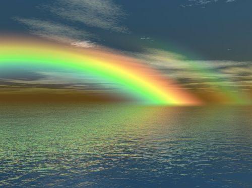 rainbow colours colors