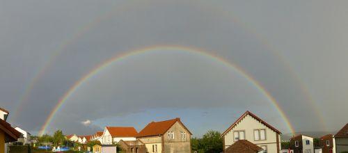 rainbow complete houses