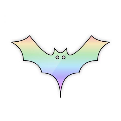 Rainbow Bat 2