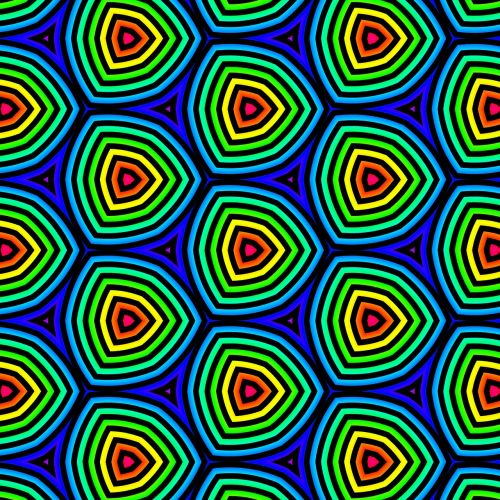 rainbow colors pattern rainbow pattern