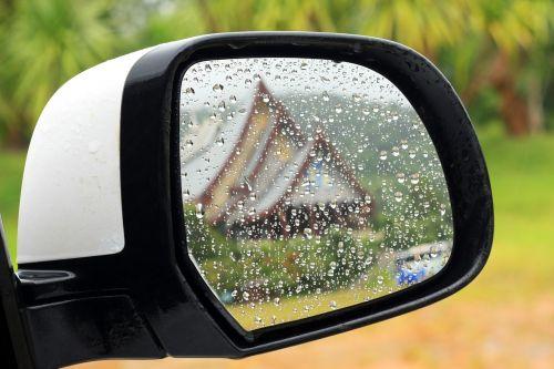 rainy season raindrop