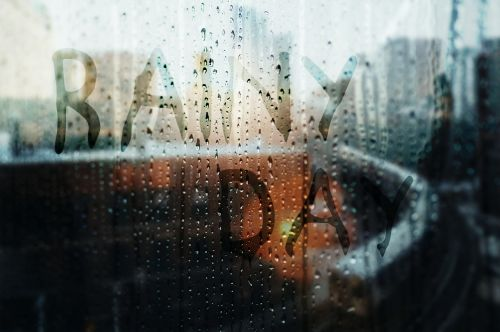 rainy rain rainy day