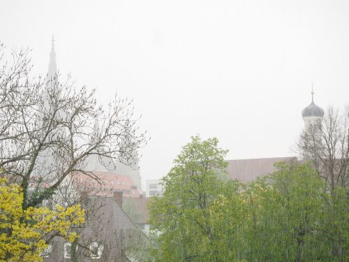 rainy weather ulm rain