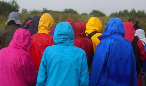 rainy weather rainwear regnjakker