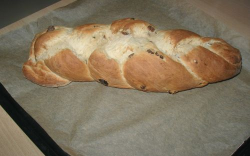 raisin braid raisin bread bread