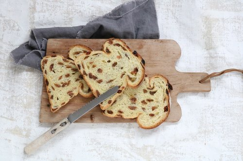 raisin bread  bread  craft