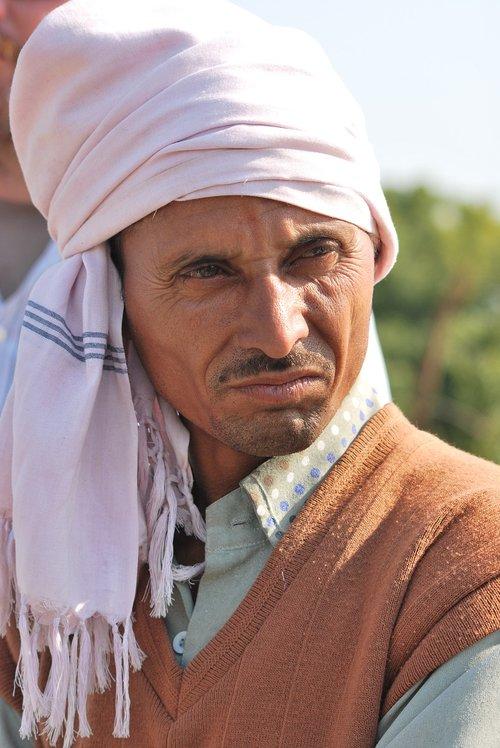 rajasthan  cloth  head cover