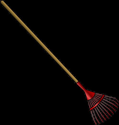 rake leaves tool