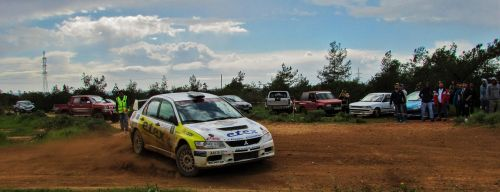 rally car competition