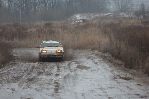 rally auto racing