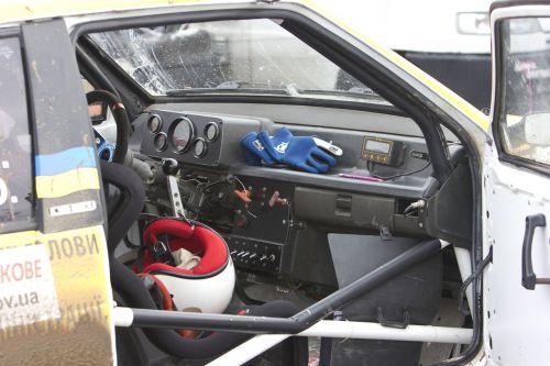 rally racing road