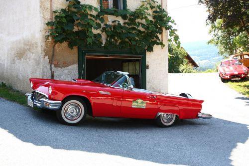 rally oldtimer auto
