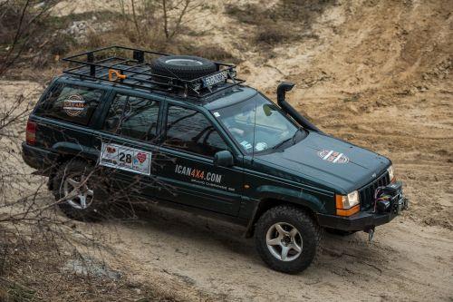 ralis, Jeep, off-road rally, off road, 4 x 4, važiavimas be važiuojamosios kelio, be honoraro mokesčio