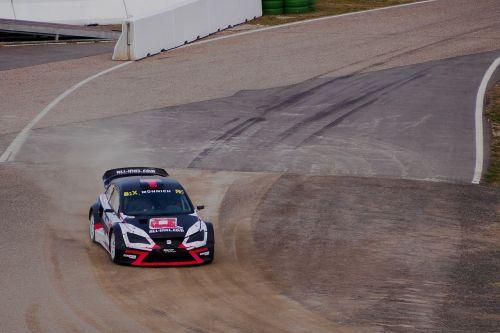 rallycross auto hockenheimring
